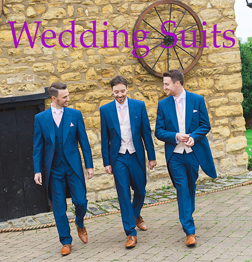 Wedding Suit Rental | Top Mark Suit Hire Yorkshire