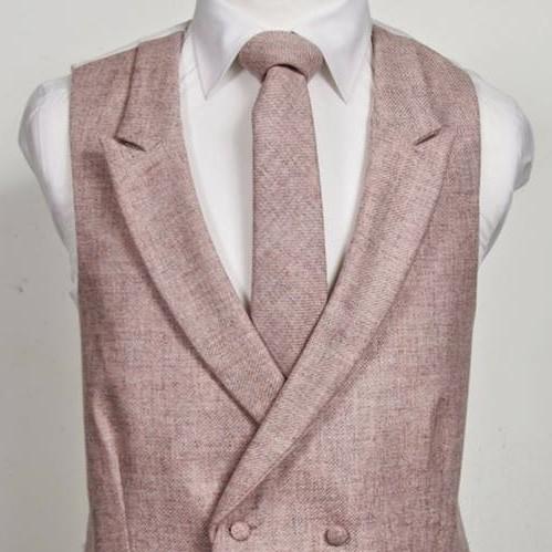Tweed DB Sea Pink