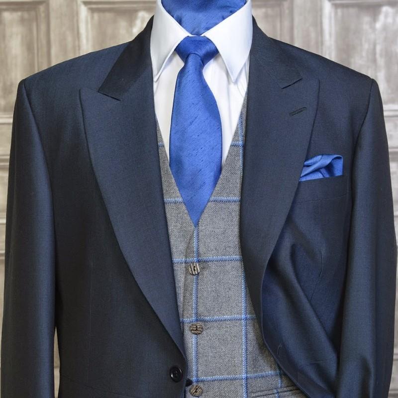 Tweed Waistcoats Top Mark