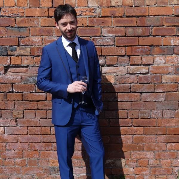 Royal 3pc Slim fit suit
