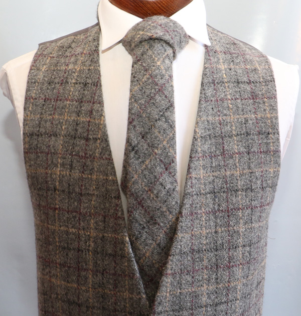 Charcoal Plum Anthony Tweed